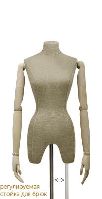 Female fabric torso of Nostalgia 07