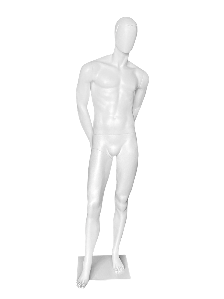 Male mannequin of the PRDM-1 series