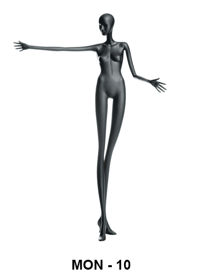 Female mannequin of the Expression Mone series MON-10
