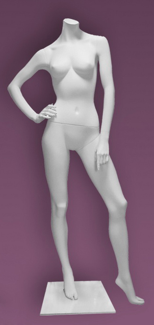 Female mannequins of the Inspiration 10 series