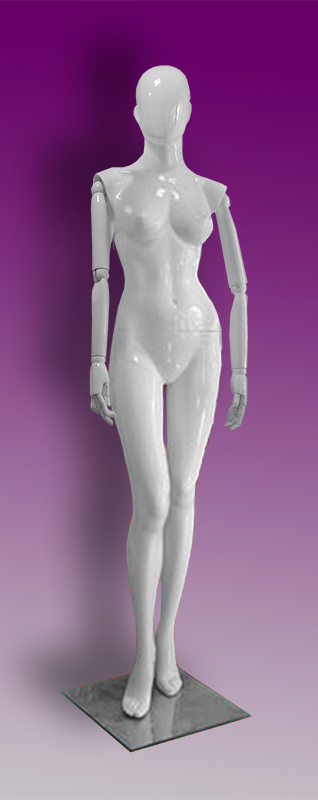 Female mannequins of the Insight series 10