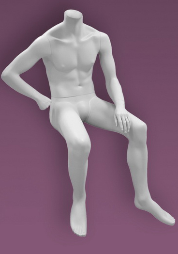Male mannequins of the Inspiration 10 series