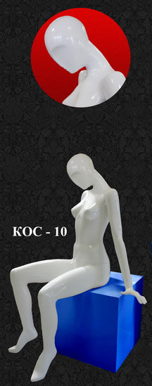 Female mannequins of the Cosmo series Kos-10