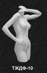 Female Torso Series 10