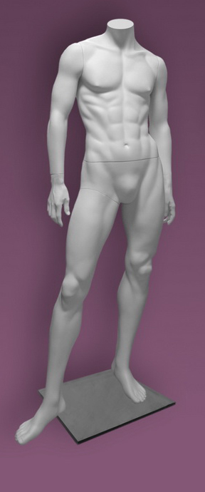 Male mannequins of the Inspiration 11 series