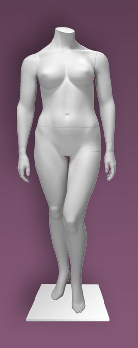 Female mannequins of the Inspiration 11 series