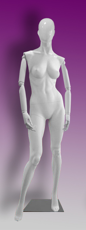 Female mannequins of the Insight series 12