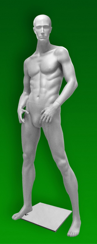 Male mannequins of the Tot series - 14