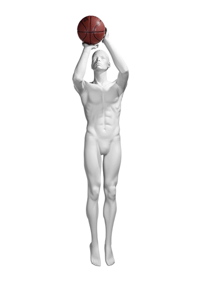 Male mannequins of the MSM Master of Sports series - 14