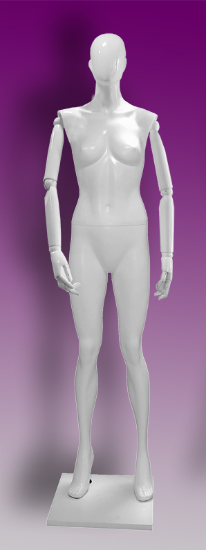 Female mannequins of the Insight series 14