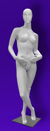Female mannequins of the Independence series 16