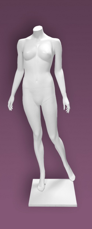 Female mannequins of the Inspiration series 1
