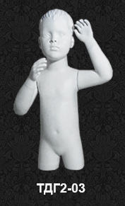 Torsos for children with a head 2-03