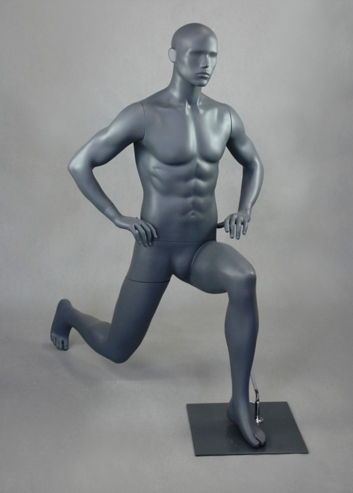 Male mannequin of the Fitness series
