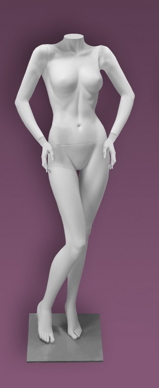 Female mannequins of the Inspiration 21 series
