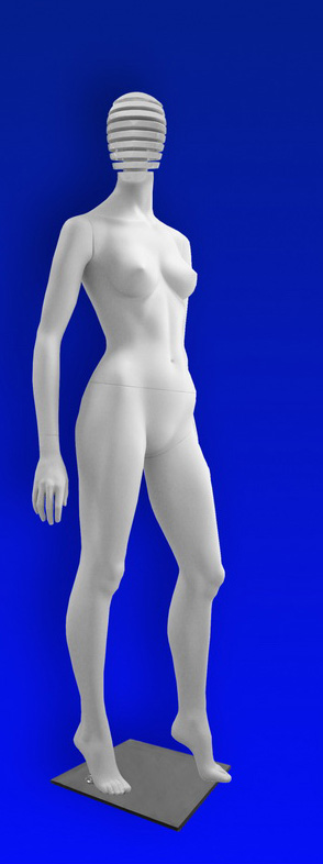 Female mannequin of the Eta series 21