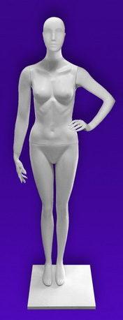 Female mannequins of the Independence series 23
