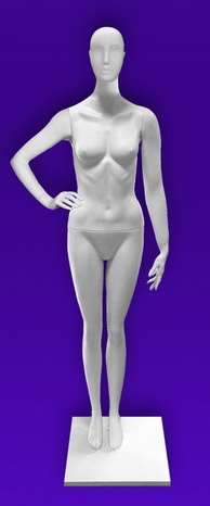 Female mannequins of the Independence series 24
