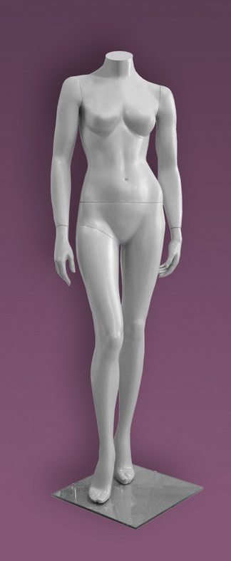 Female mannequins of the Inspiration 24 series