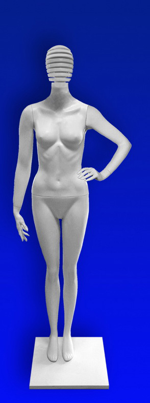 Female mannequin of the Eta series -25