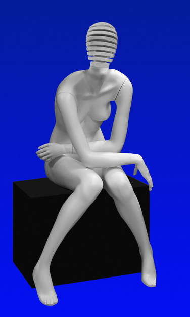Female mannequin of the Eta series -27