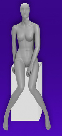 Female mannequins of the Independence series 28