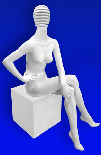 Female mannequin of the Eta series -02