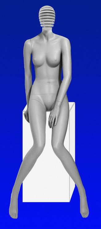 Female mannequin of the Eta series -30
