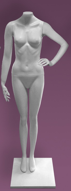 Female mannequins of the Inspiration 33 series