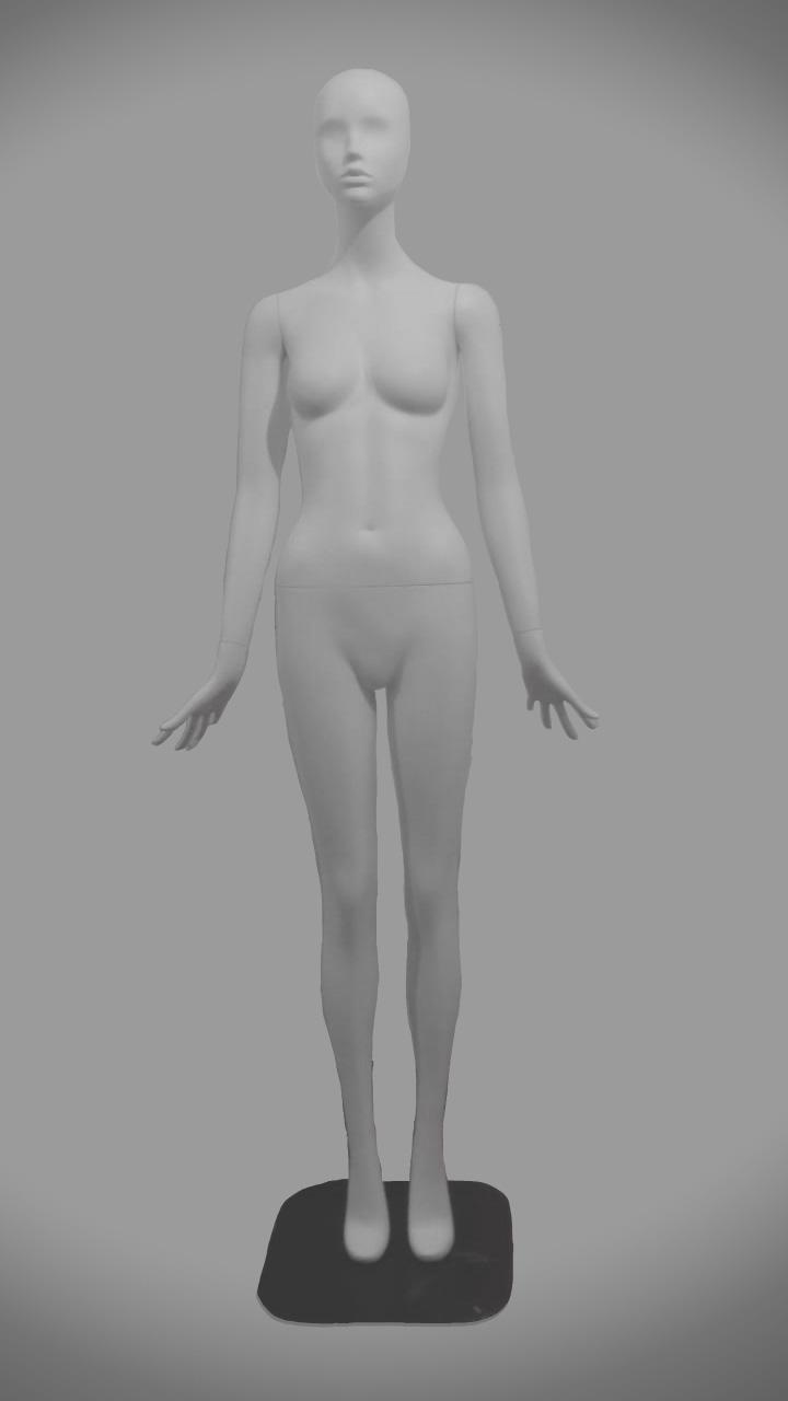 Modesty female mannequins 01