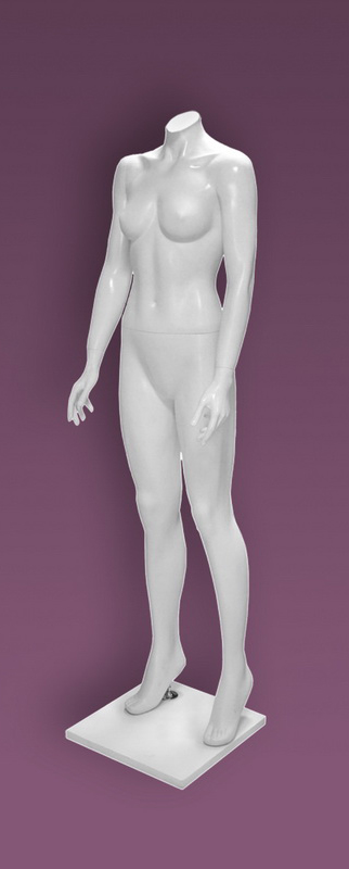 Female mannequins of the Inspiration 3 series