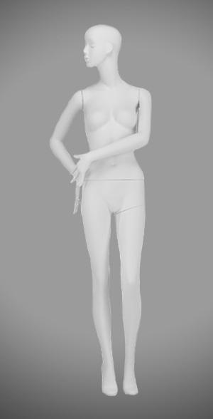 Modesty female mannequins 03