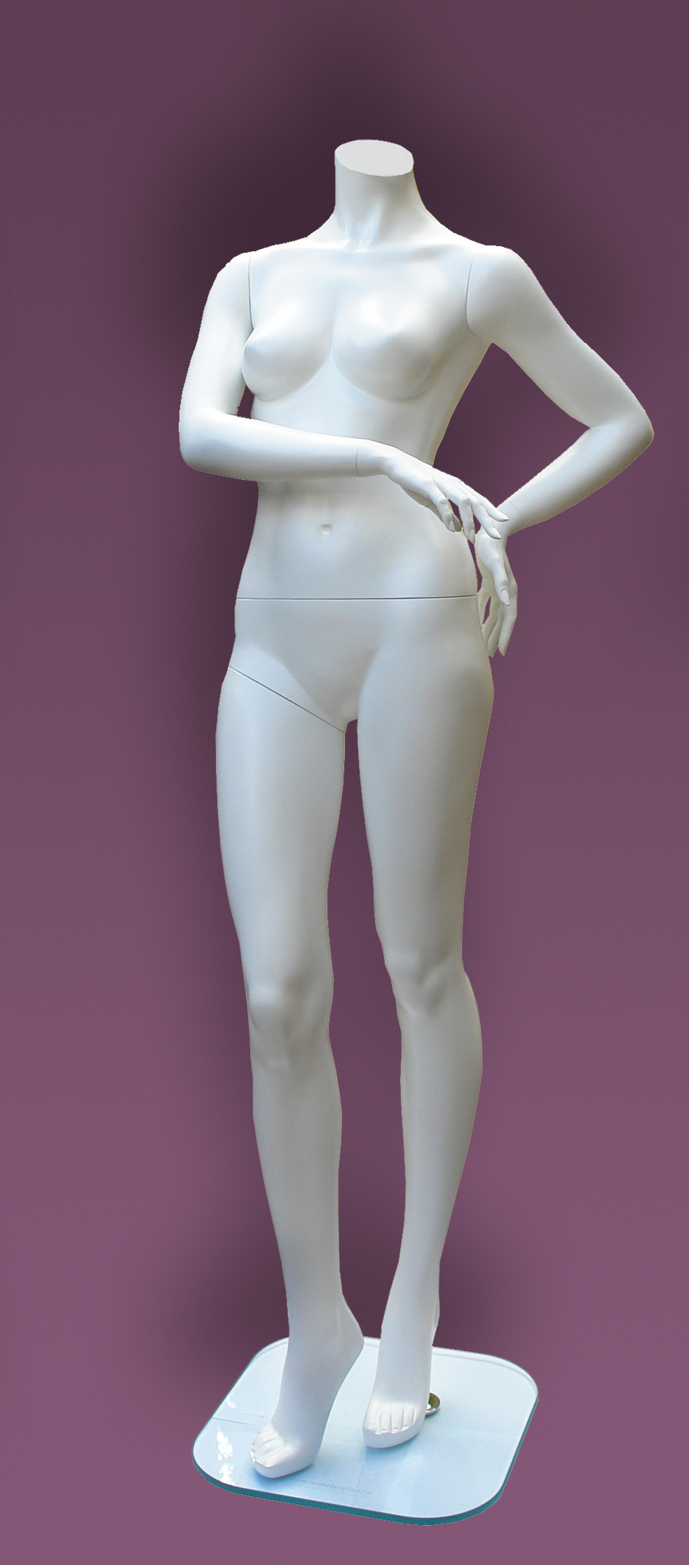 Female mannequins of the Inspiration 41 series