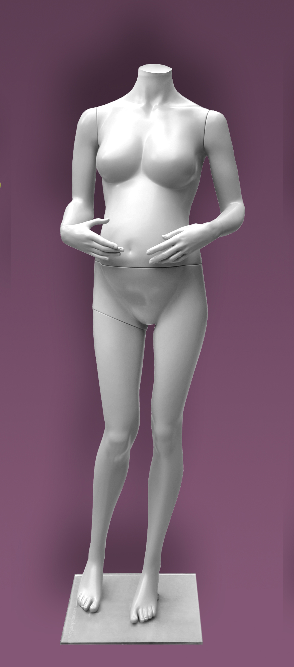 Female mannequins of the Inspiration 43 series