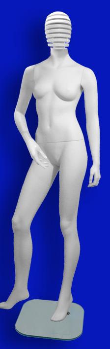 Female mannequin of the Eta series -44