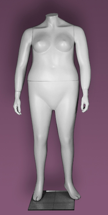 Female mannequins of the Inspiration series 47
