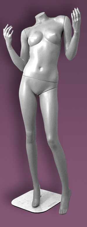 Female mannequins of the Inspiration 49 series