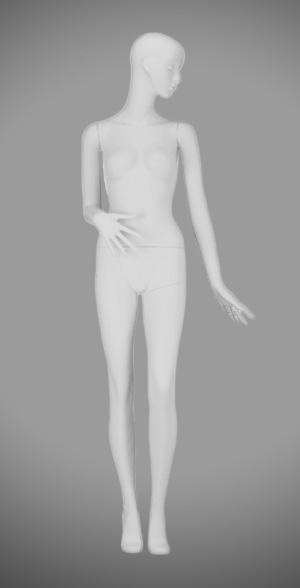 Modesty female mannequins 04