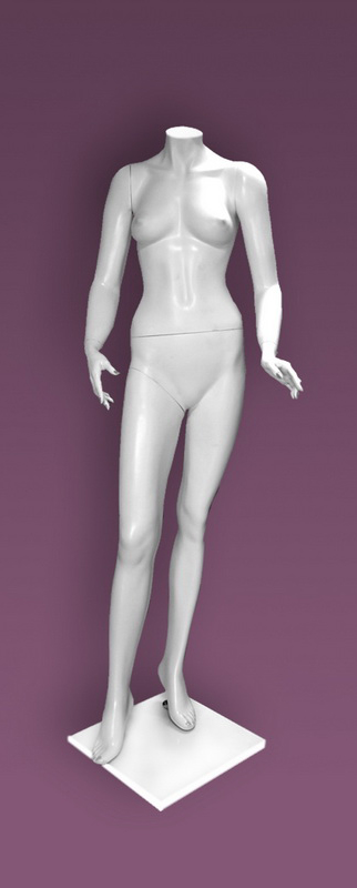 Female mannequins of the Inspiration 5 series
