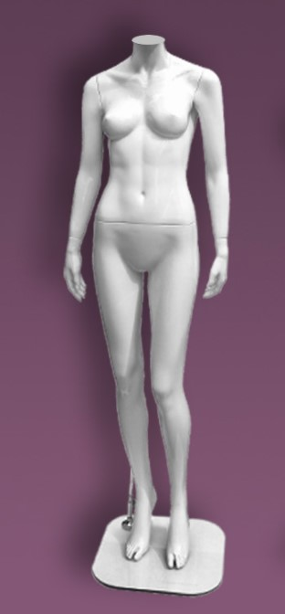 Female mannequins of the Inspiration 51 series