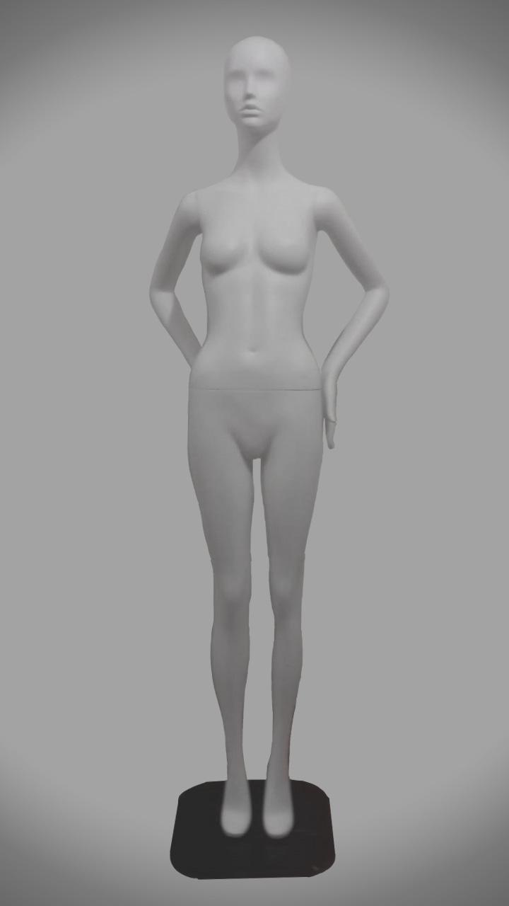 Modesty female mannequins 02