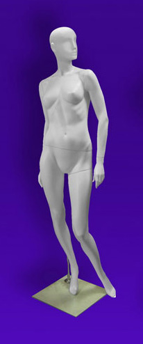 Female mannequins of the Independence series 06