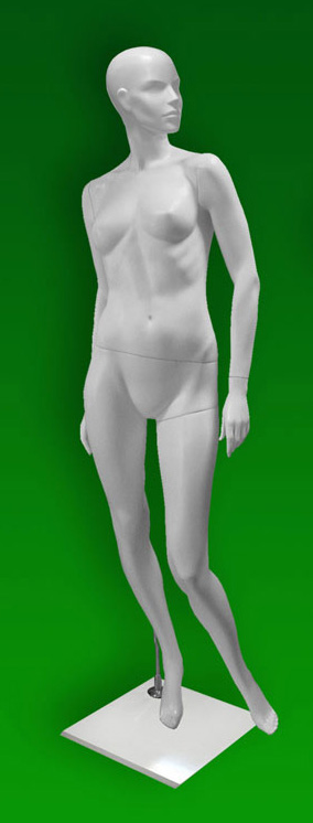 Female mannequins of the TA series 06