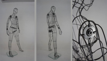 Female torso of the Inspiration TZHOZ-01 series