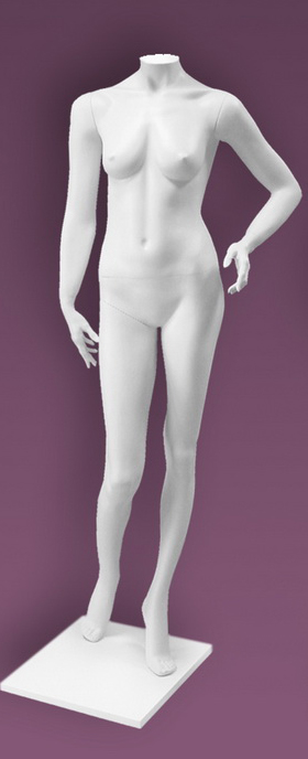Female mannequins of the Inspiration series 6
