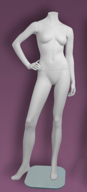 Female mannequins of the Inspiration 52 series
