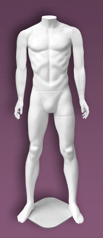 Male mannequins of the Inspiration series 30