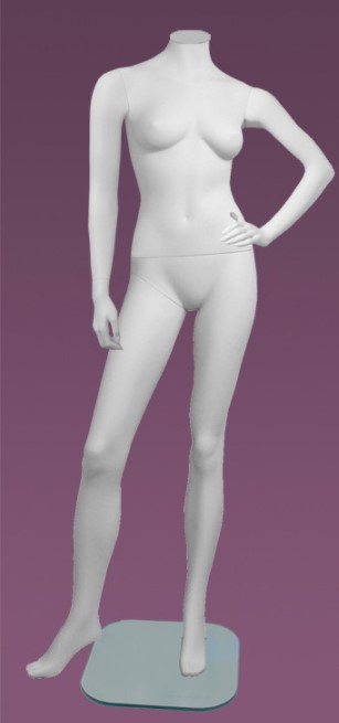 Female mannequins of the Inspiration series 54