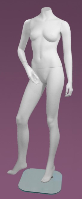 Female mannequins of the Inspiration 57 series