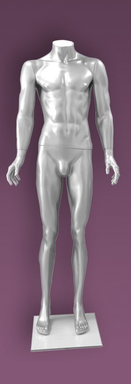 Male mannequins of the Inspiration 7 series